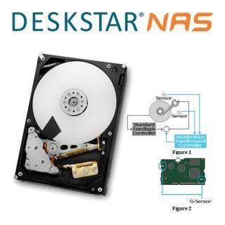 HGST Deskstar NAS 3.5 Inch 4TB 7200RPM SATA III 64MB Cache Internal Hard Drive Kit (0S03664): Computers & Accessories