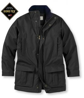 Noreaster Commuter Coat With Gore Tex, Thigh Length
