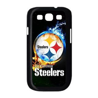 WY Supplier Design Printed Hard Case for Samsung Galaxy S3 I9300 Covers Pittsburgh Steelers logo Black Color WY Supplier 146059  Sports Fan Cell Phone Accessories  Sports & Outdoors