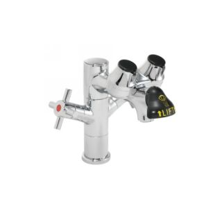 Speakman SEF 1850 NA Polished Chrome Eyesaver Single Post Laboratory Faucet