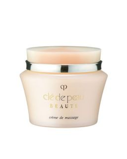 Massage Cream (Creme de Massage)   Cle de Peau Beaute   Green