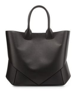 Easy Origami Tote Bag, Black   Givenchy