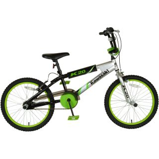 Kawasaki KX20 20 BMX Bicycle (74420)