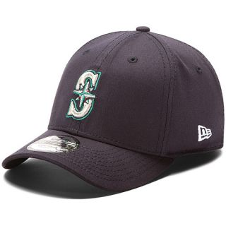 NEW ERA Youth Seattle Mariners Tie Breaker 39THIRTY Structured Stretch Fit Cap