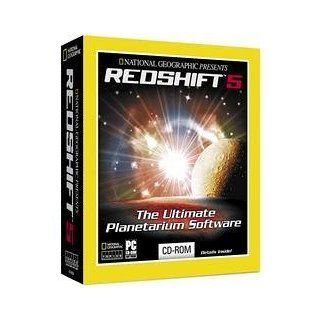 National Geographic Presents: RedShift 5 Planetarium Software: Software