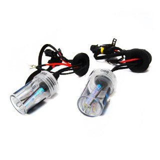 DEDC New 1 pair 35w 880 3000K HID Xenon Lights Replacement Bulbs HID lights Automotive