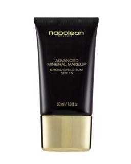 Advanced Mineral Makeup broad Spectrum SPF 15   Napoleon Perdis   Look 2
