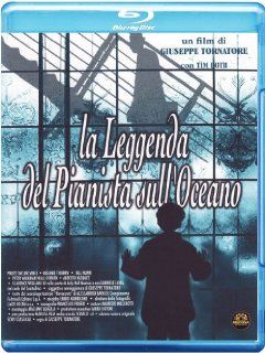 The Legend of 1900 (Uncut) (1998) ( La leggenda del pianista sull'oceano ) ( The Legend of the Pianist on the Ocean (The Legend of Nineteen Hundred) ) [ NON USA FORMAT, Blu Ray, Reg.B Import   Italy ]: Tim Roth, Pruitt Taylor Vince, Gabriele Lavia, Pet