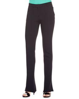 Womens Cady Flare Leg Pants, Black   Etro   Black (38/4)