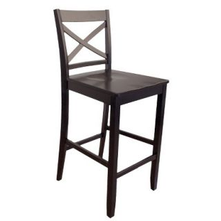 Barstool: Threshold 29 Carey Bar Stool   Dark Tobacco