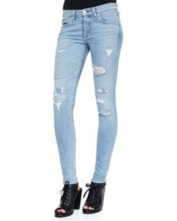 Womens Skinny La Costa Repair Jeans   rag & bone/JEAN   La costa repair (26)