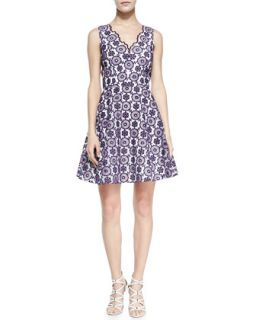 Womens Sally Sleeveless Lace Cocktail Dress   Erin by Erin Fetherston