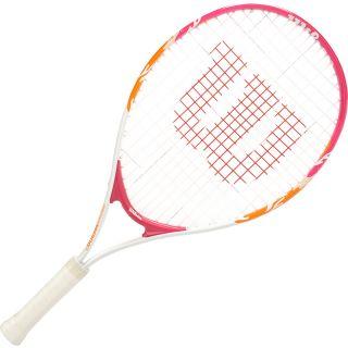 WILSON Youth Venus & Serena 23 Tennis Racquet   Size: 23 Inch, Pink