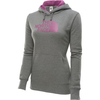 THE NORTH FACE Womens Half Dome Hoodie   Size: Medium, Charcoal/purple
