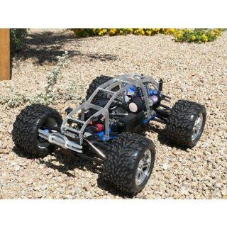 RC Solutions Roll Cage Silver Revo 3.3 Toys & Games