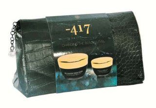 Minus 417 Dead Sea Cosmetics Kit   Miracle Immediate Wrinkle Filler and Recovery Mud Mask  Facial Masks  Beauty