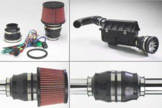 Nissan Versa Intake Supercharger Turbo Charger Kit Automotive