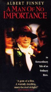 A Man of No Importance [VHS]: Albert Finney, Brenda Fricker, Michael Gambon, Tara Fitzgerald, Rufus Sewell, Patrick Malahide, David Kelly, Mick Lally, Anna Manahan, Joe Pilkington, Brendan Conroy, Joan O'Hara, Suri Krishnamma, Guy East, James Mitchell,