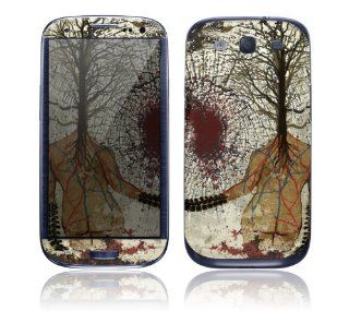 Samsung Galaxy S III i9300 S3 Decal Skin Sticker  The Natural Woman: Everything Else