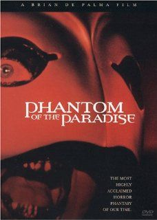 Phantom of the Paradise: Paul Williams, William Finley, Jessica Harper, Gerrit Graham, George Memmoli, Archie Hahn, Jeffrey Comanor, Peter Elbling, Colin Cameron, David Garland, Gary Mallaber, Art Munson, Brian De Palma, Bill Scott, Edward R. Pressman, Gus