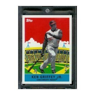 2007 Topps Flashback Fridays Ken Griffey Jr. #FF3 at 's Sports Collectibles Store