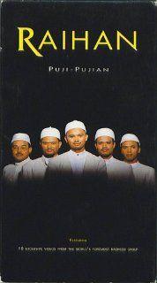 Raihan: Puji Pujian: Raihan, Azarie Ahmad, Nazrey Johani, Abu Bakar Md Yatim, Che Amran, Amran Ibrahim: Movies & TV