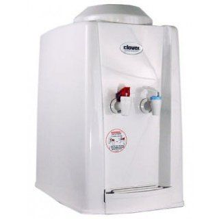 Clover B9A Hot & Cold Countertop Bottleless Water Dispenser with Conversion Kit, White   Water Coolers
