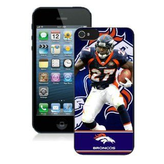 NFL Denver Broncos 27 Knowshon Moreno for Iphone 4s Cases: Cell Phones & Accessories