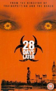 28 Days Later[VHS]: Cillian Murphy, Naomie Harris, Christopher Eccleston, Alex Palmer, Bindu De Stoppani, Jukka Hiltunen, David Schneider, Toby Sedgwick, Noah Huntley, Christopher Dunne, Emma Hitching, Alexander Delamere, Anthony Dod Mantle, Danny Boyle, C