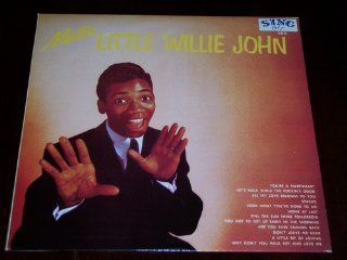 MISTER LITTLE WILLIE JOHN [LP VINYL]: Music