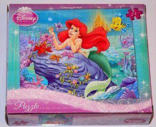 Disney Princess 24 Piece Little Mermaid Puzzle Toys & Games