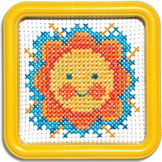 Easystreet Little Folks Sunny Smile Counted Cross Stitch Kit