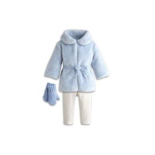 American Girl Snow Flurry Outfit (My American Girl / Just Like You / American Girl of Today): Toys & Games