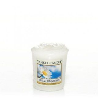 Yankee Candle Sampler� Votive Candle 1.75 oz LOVES ME LOVES ME NOT (QTY OF 2)