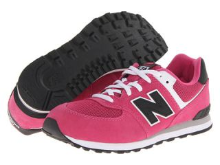 New Balance Kids Kl574 Youth Pink
