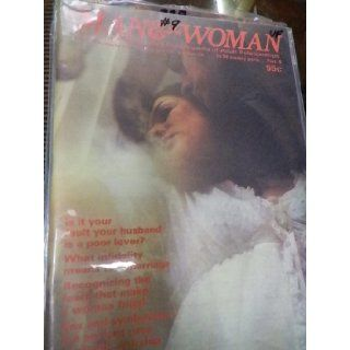 Man & Woman Busty Adult Magazine #9 1970's What Infidelity Means to a Marriage: Marshall Cavendish: Books