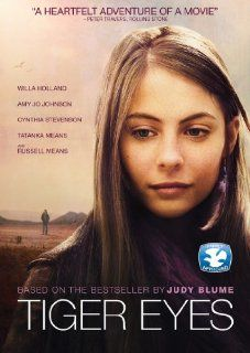 Tiger Eyes: Willa Holland, Cynthia Stevenson, Amy Jo Johnson, Tatanka Means, Russell Means, Lawrence Blume, Judy Blume: Movies & TV
