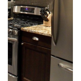 Cabinet Knob, Monte Carlo, Brushed Nickel   Cabinet And Furniture Knobs
