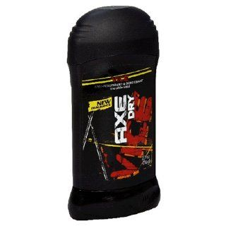 Axe Dry Anti Perspirant & Deodorant, Invisible Solid, Vice, 2.7 oz (76 g) Health & Personal Care