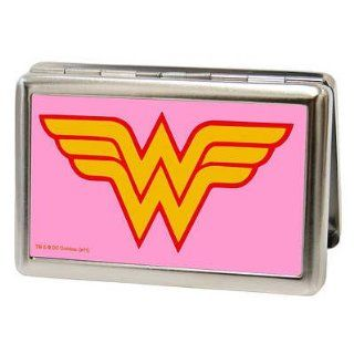 (2x4) Wonder Woman   Logo Business Card Holder   Prints