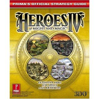 Heroes of Might & Magic IV (Prima's Official Strategy Guide) Greg Kramer 9780761537984 Books