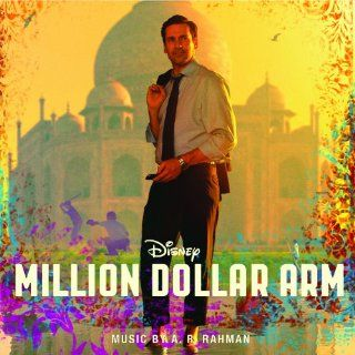 Million Dollar Arm: Music