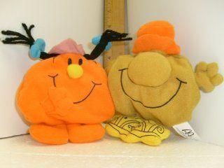 Roger Hargreaves Mr. Men Little Miss (Little Miss Fickle Mr. Silly): Toys & Games