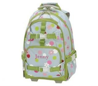 Pottery Barn Kids Girls' Mackenzie Rolling Backpacks: Bags Apparel: Clothing