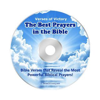 The Best Prayers in the Bible CD * Bible Verses That Reveal the Most Powerful Biblical Prayers * Learn the Most Encouraging and Inspirational Prayers in the Bible Dr Jerry Fowler Books