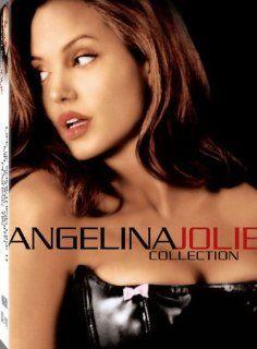 Angelina Jolie Celebrity Pack (Mr. & Mrs. Smith / Life or Something Like It / Pushing Tin) Angelina Jolie, Brad Pitt, Edward Burns, Billy Bob Thornton, John Cusack Movies & TV