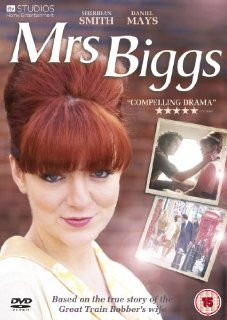 Mrs Biggs [DVD]: Sheridan Smith, Daniel Mays, Carol Bunting, Caroline Goodall, Adrian Scarborough, Tom Brooke, Mickey Morris, Josh Condon, Oscar Sanders, Blake Nicholson, Paul Whittington, CategoryCultFilms, CategoryMiniSeries, CategoryUK, Mrs Biggs   2 DV