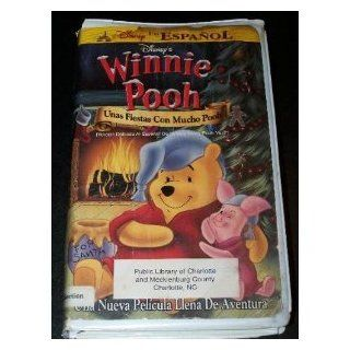 Winnie the Pooh   Very Merry Pooh Year [VHS]: Jim Cummings, Peter Cullen, John Fiedler, Michael Gough, William Green, Nikita Hopkins, Ken Sansom, Kath Soucie, Michael York, Paul Winchell, Ed Wexler, Gary Katona, Jamie Mitchell, Antran Manoogian, Donna Smit