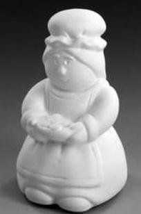 Merry Christmas Mrs. Claus   Paint Your Own Ceramic Keepsake!: Toys & Games