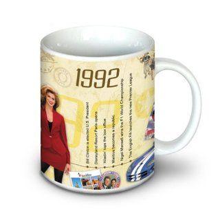 1992 Birthday Gift   1992 Coffee Mug Kitchen & Dining